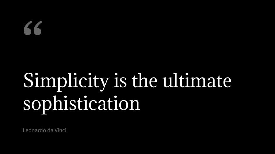b2b simplicity quote